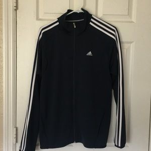 Adidas athletic track suit
